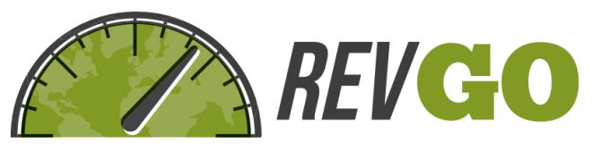 RevGO Horizontal